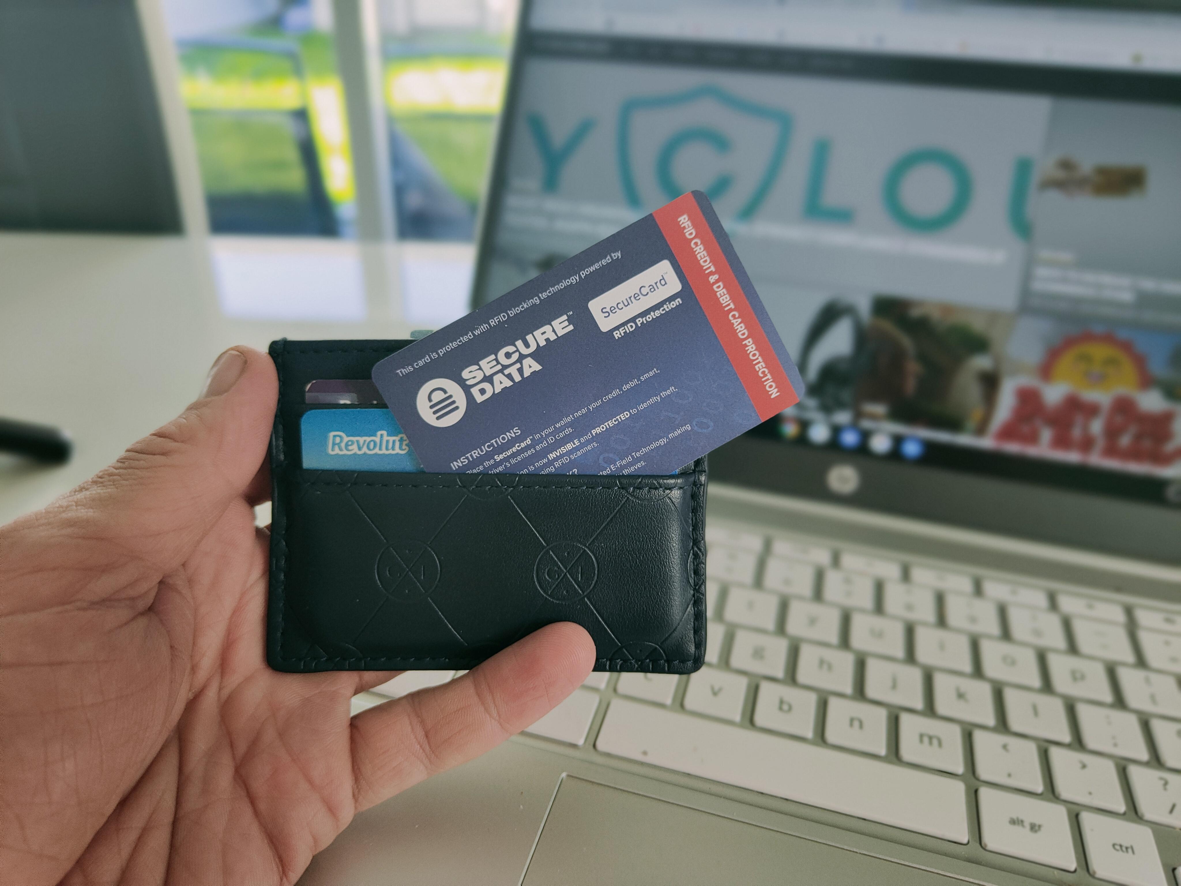 secure data secure card techbuzzireland