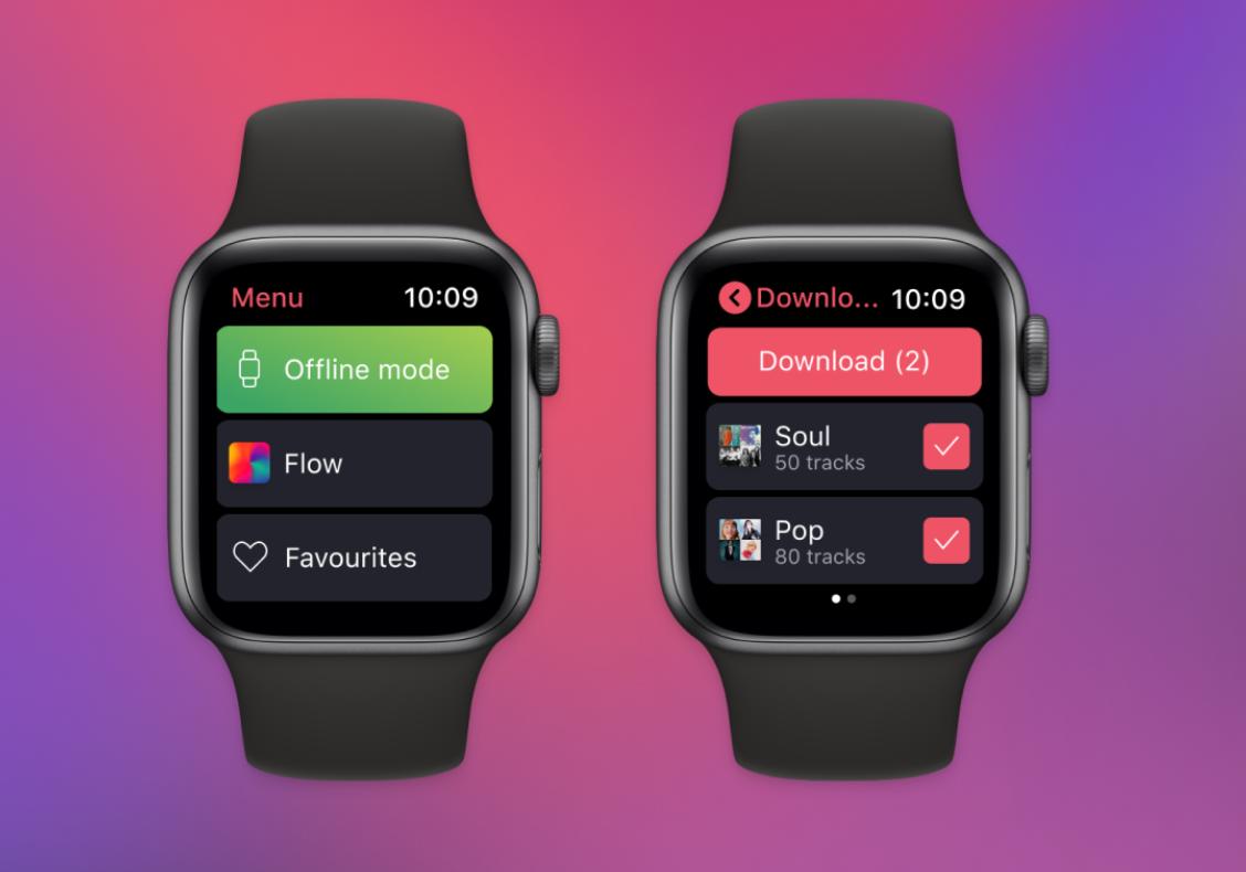 deezer techbuzzireland apple watch