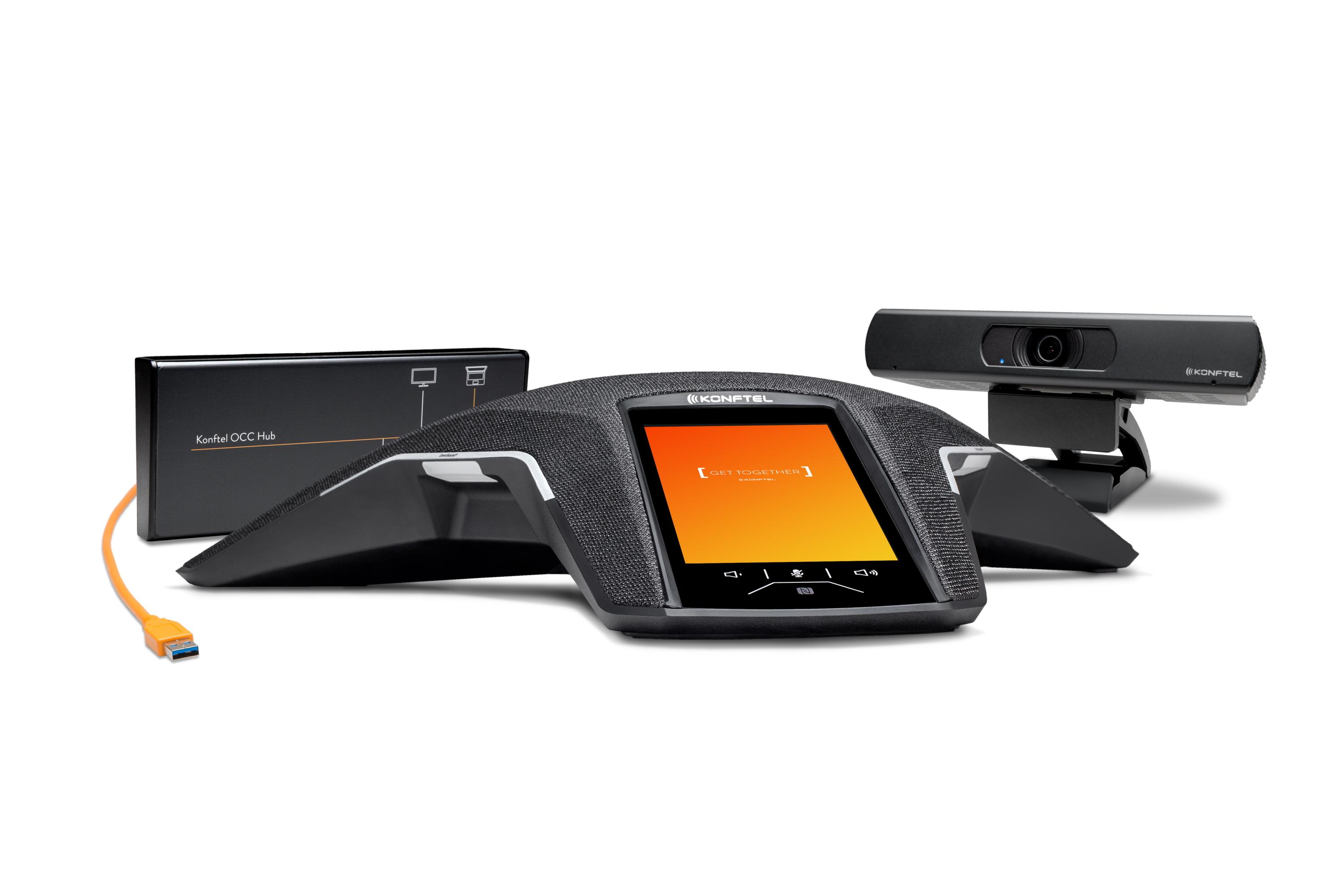 Product image. Konftel C20800 Hybrid