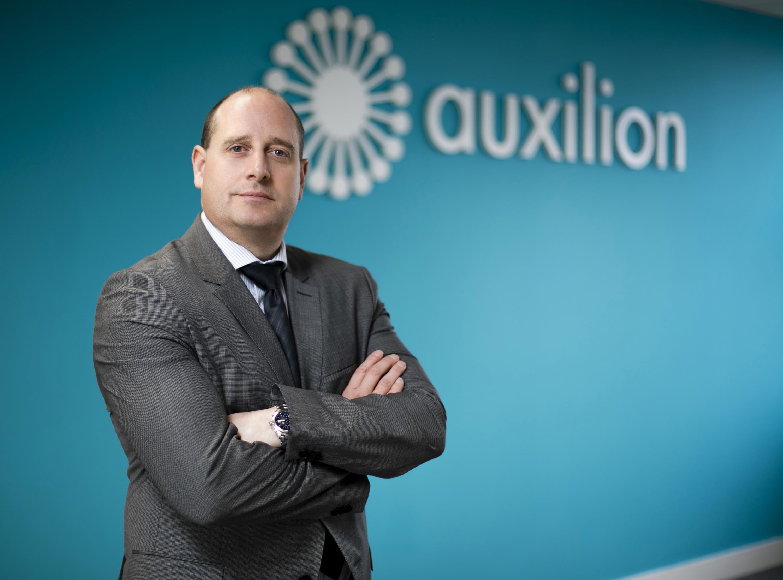 Donal Sullivan, CTO, Auxilion