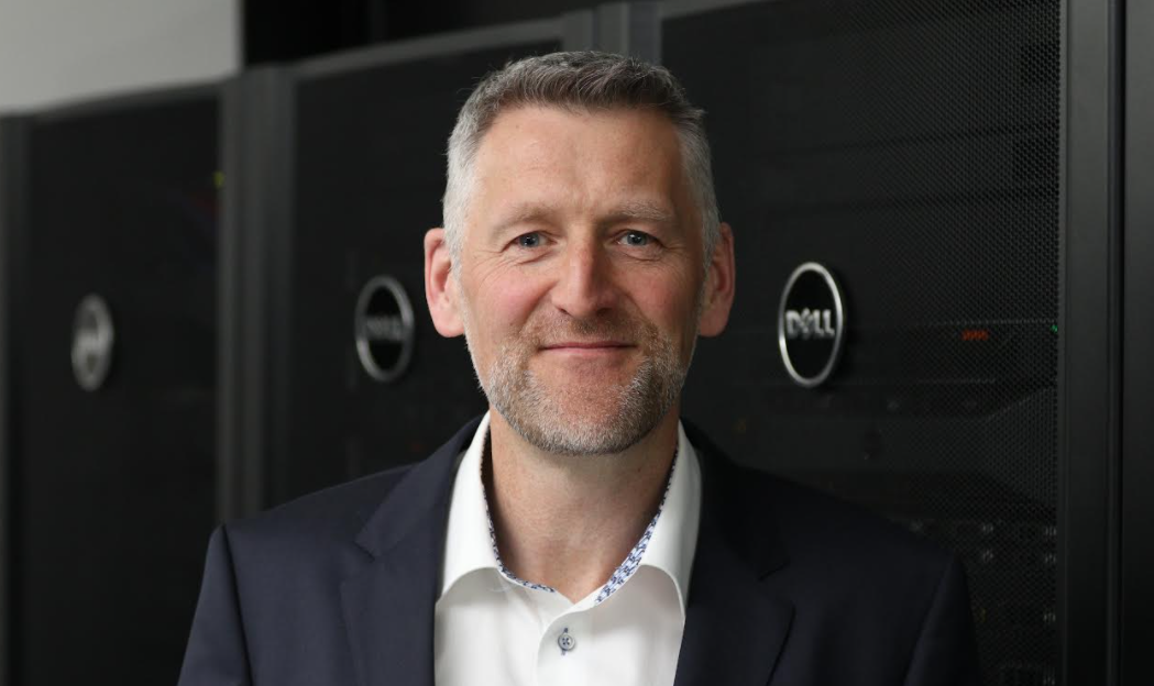 Jason Ward, Vice-President and Managing Director, Dell Technologies Ireland