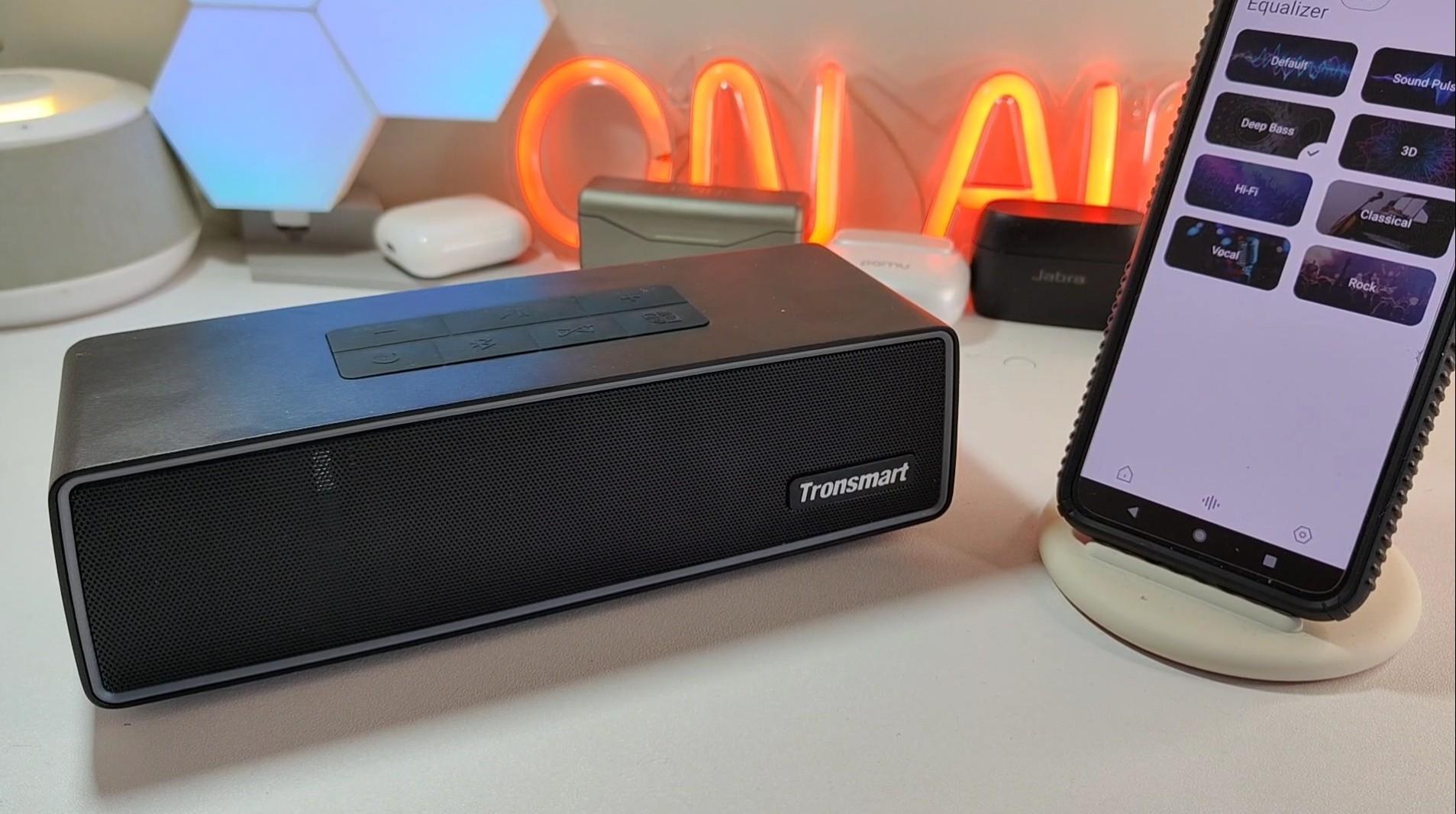 Tronsmart Studio Bluetooth Speaker techbuzzireland