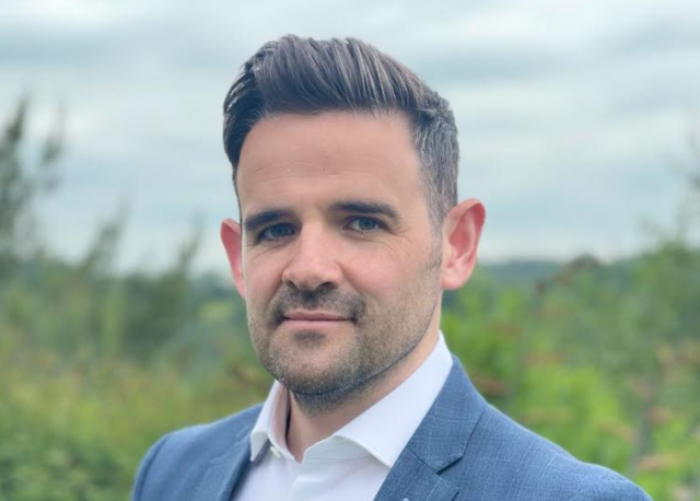 Aidan Larkin, Founder and CEO of Asset Reality