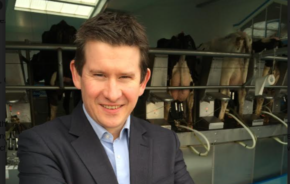 Terry Canning, CEO of CattleEy