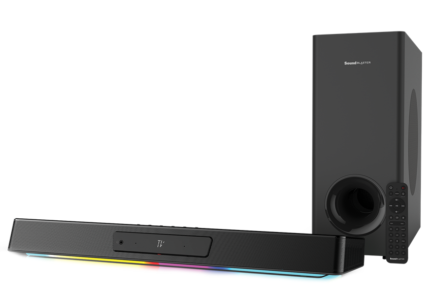 Sound Blaster Katana V2 has sharpened the rough edges of its popular predecessor in both form and function.
