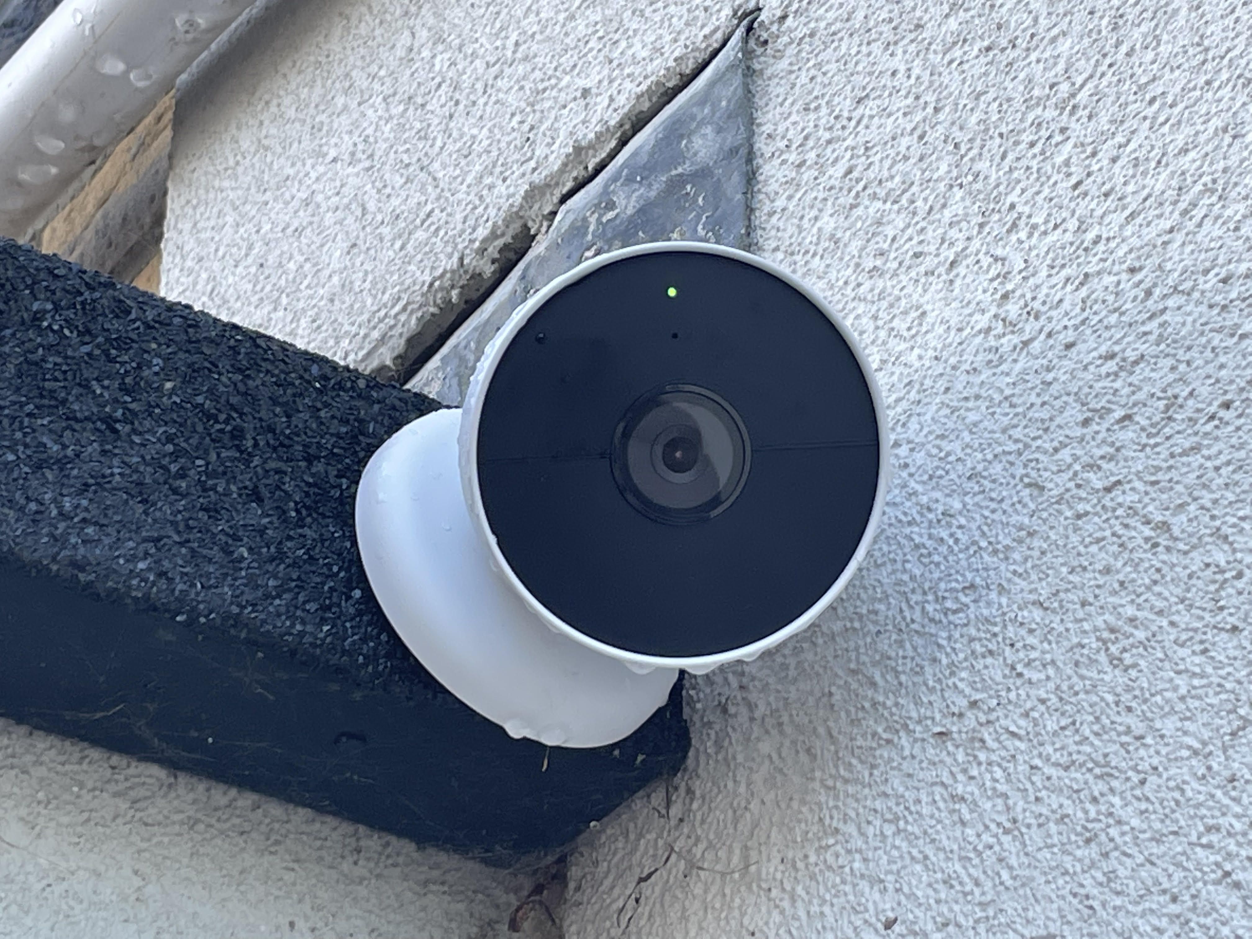 google nest camera. techbuzzireland