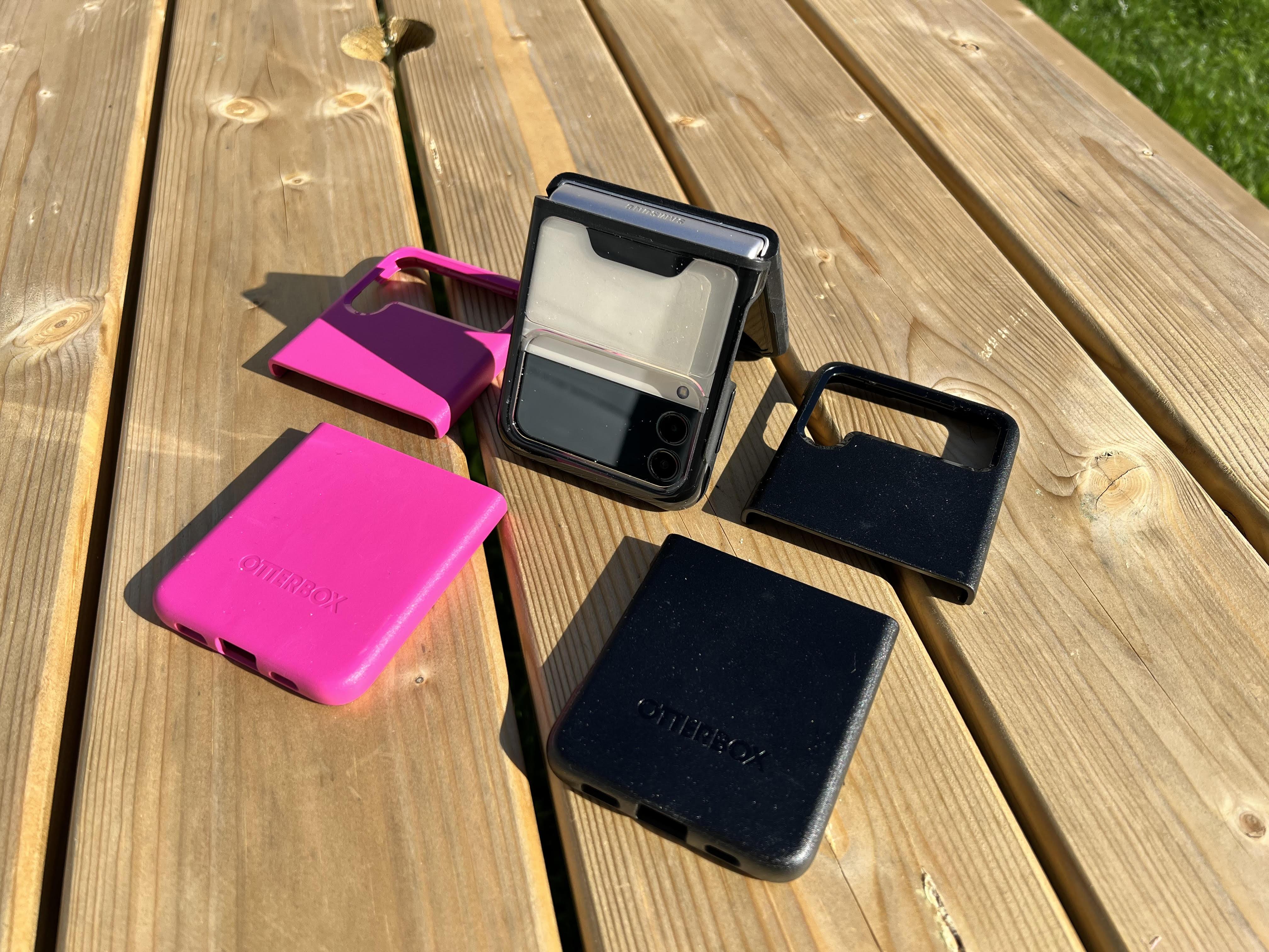Otterbox Galaxy Z flip 3 cases