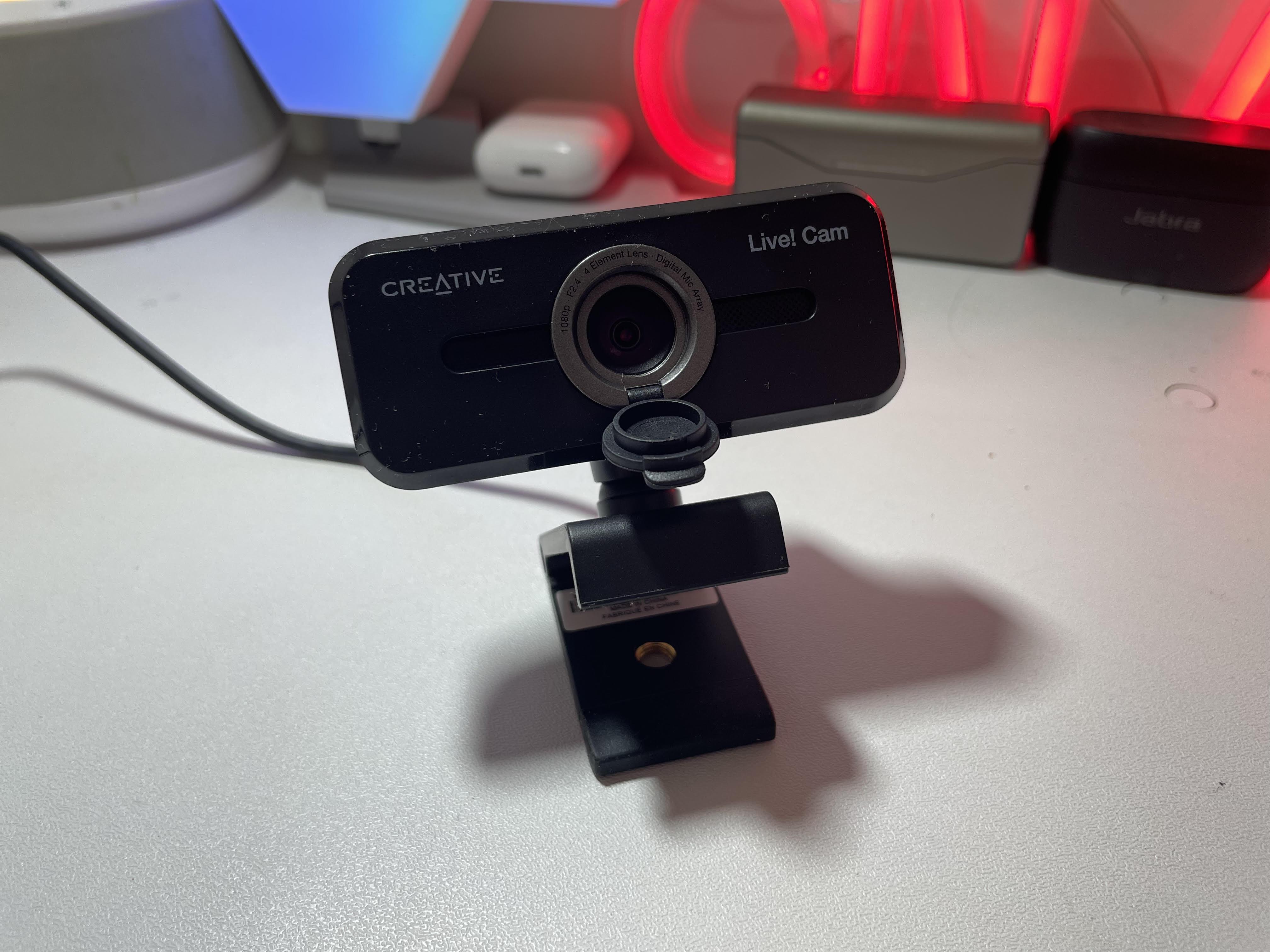 creative live cam sync 1080p v2 techbuzzireland