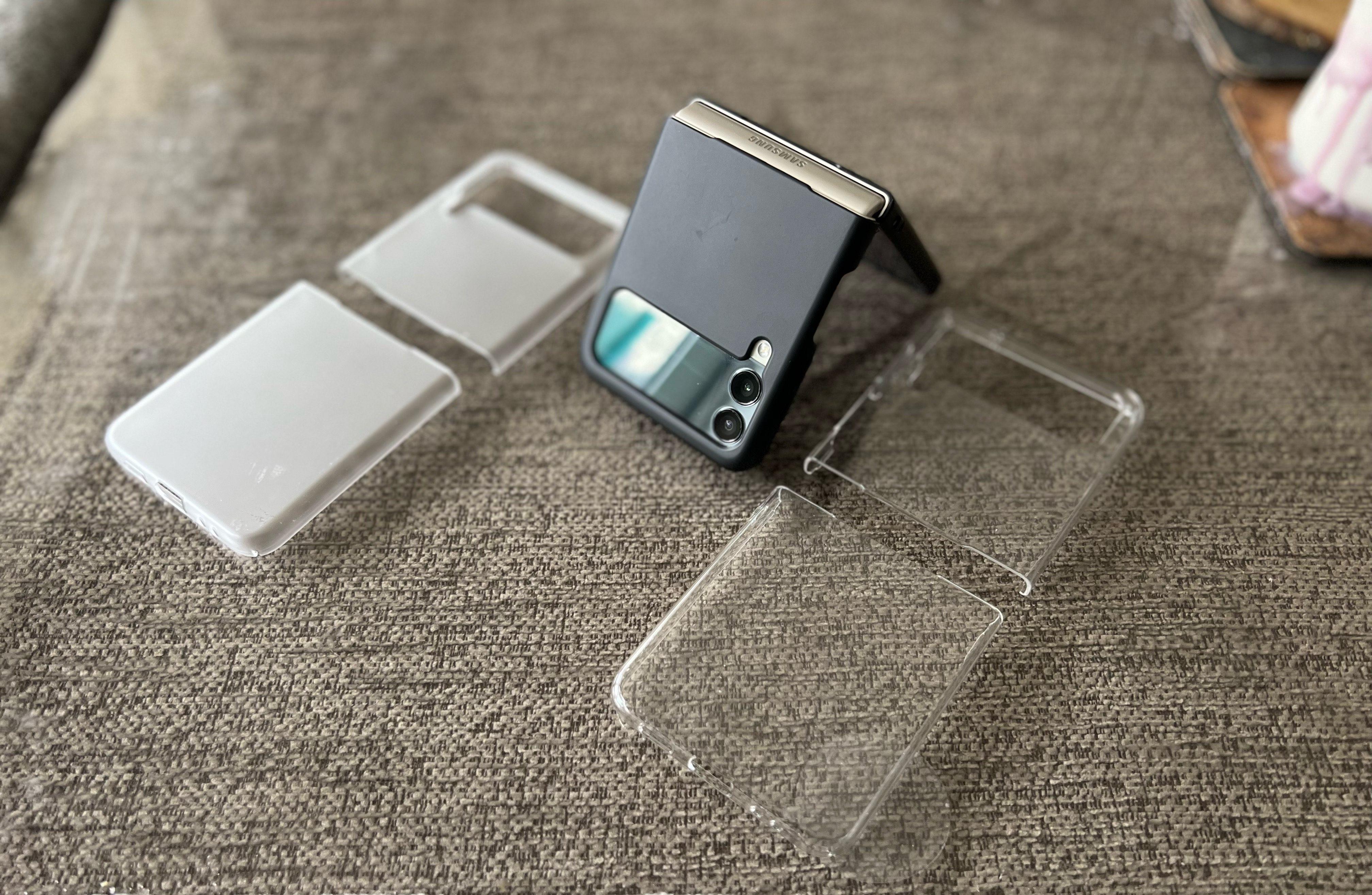 Ringke case range for the Galaxy Z Flip 3 techbuzzireland